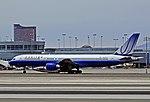 United Airlines Boeing 757-222 N543UA - 5143 (cn 25698-401) (5731781586).jpg