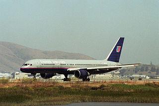 United Airlines Flight 663