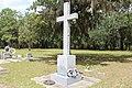 United States Army memorial in Union Cemetery, Olustee Battlefield.jpg