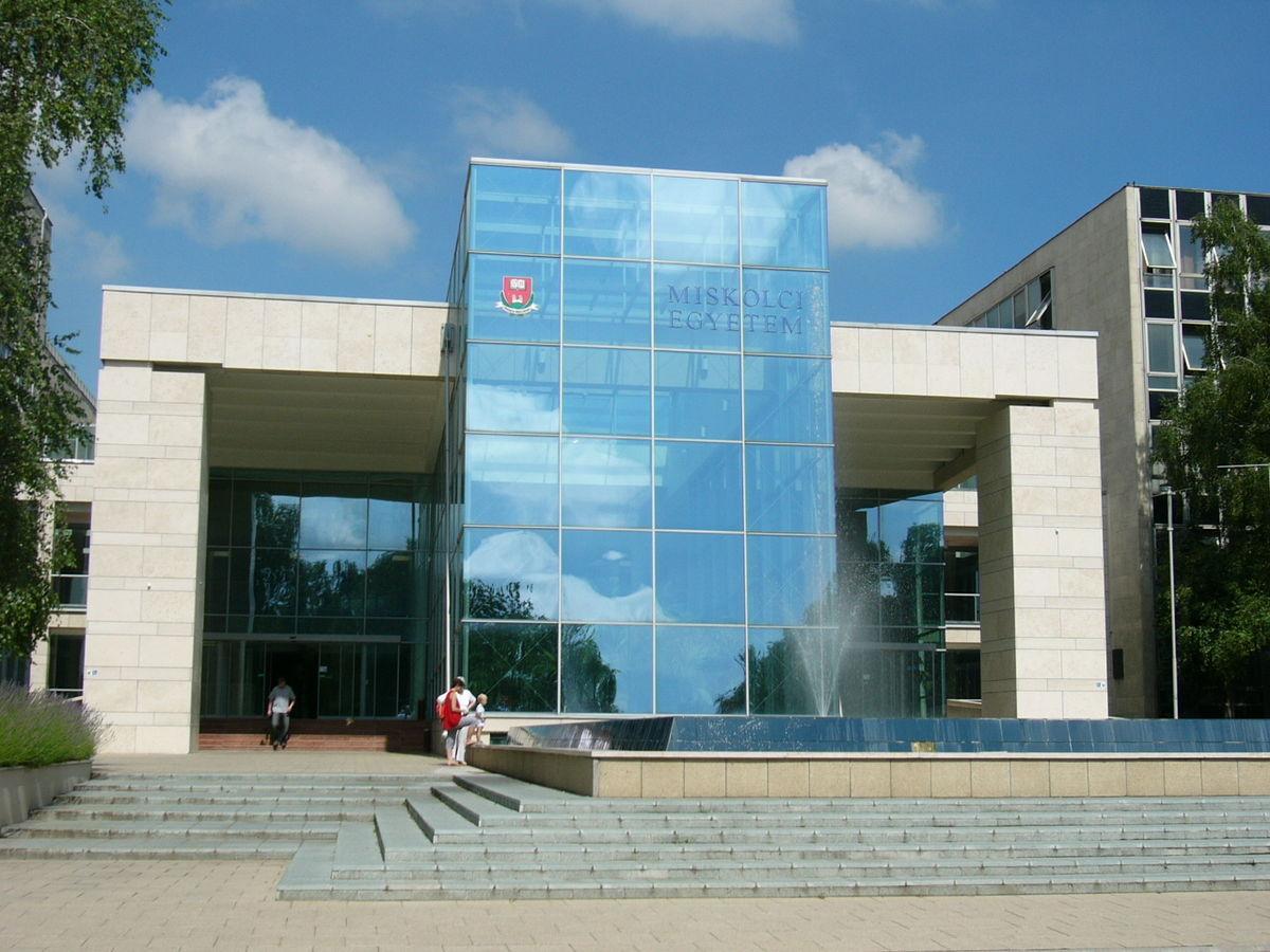 Egyetemvaros Miskolc Wikipedia