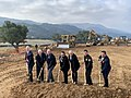 Upper Ojai Fire Station ground-breaking ceremony.jpg