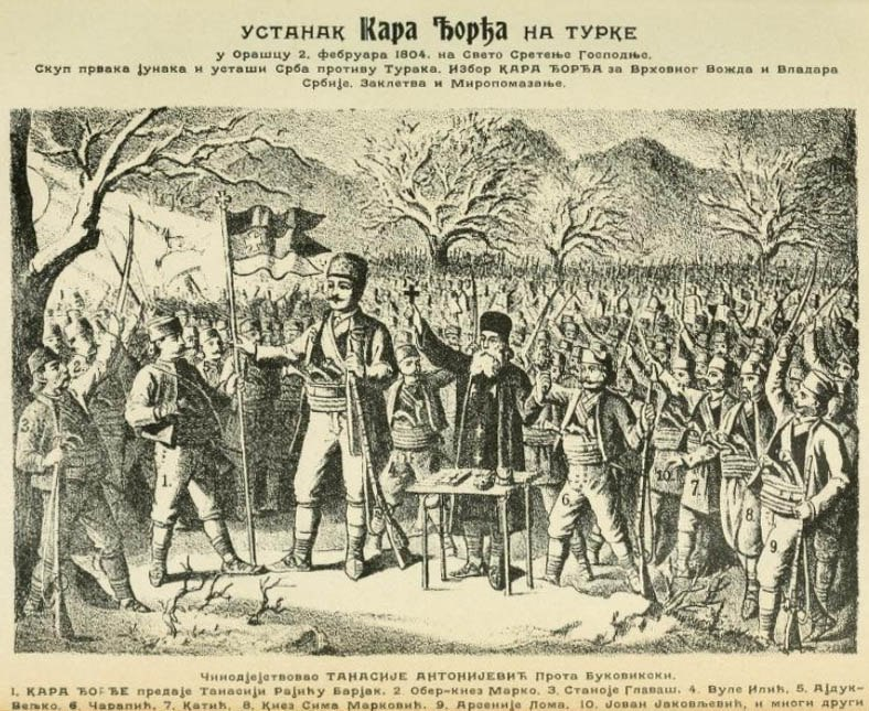Ustanak na Turke