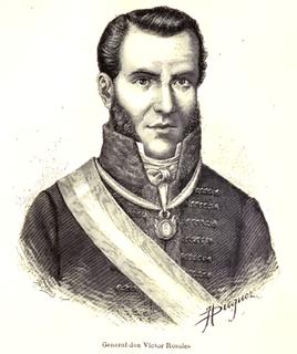 Víctor Rosales Mexican rebel