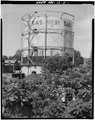 VIEW OF 1922 GAS HOLDER - Concord Gas Light Company, 1922 Gasholder, South Main Street, Concord, Merrimack County, NH HAER NH,7-CON,9B-1.tif