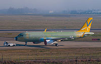 F-WWII - A320 - Airbus