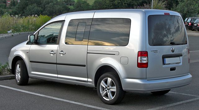 file vw caddy life maxi wikimedia commons. Black Bedroom Furniture Sets. Home Design Ideas