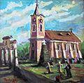 Valeriu Pantazi - Biserica greco-catolica din Racovita, Sibiu.jpg