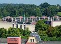 Valkenburg, Kasteelruïne, uitzicht nieuwe kerk06.jpg