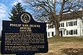 Van Horne House, Bridgewater Township, NJ - information sign.jpg