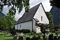 Vangen kirke, Aurland, exterior, July 2009-4.jpg