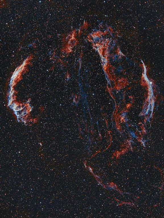 veil nebula complex - photo #4