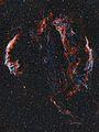 Veil Nebula Complex NGC 6960, 6992, 6995, 6974, 6979, IC 1340.jpg