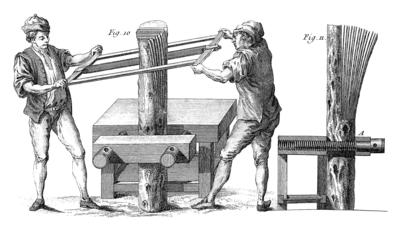 Veneer sawing 001
