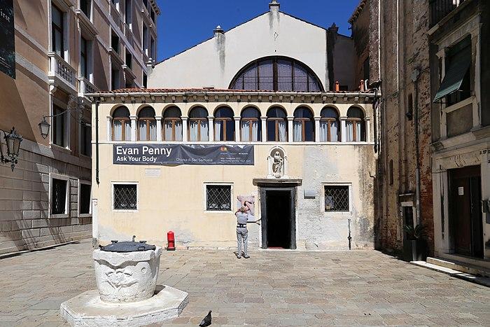 Venezia, san samuele, 01