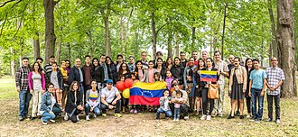 Venezuelans - Venezuelan people in Canada.
