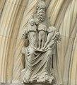 """Verbreitet ist die Vorstellung von """"Abrahams Schoß"""" als Ort des Wartens, bevor der Messias die Pforte zum Himmel öffnet. - panoramio.jpg"""