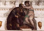 Veronese, Paolo - Chance Crowning a Sleeping Man - 1560-61.jpg