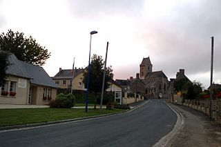 Vesly, Manche Commune in Normandy, France