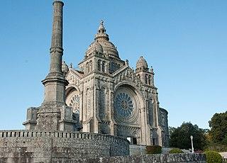 Viana do Castelo Municipality in Norte, Portugal