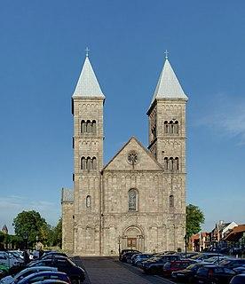 Viborg Cathedral Church in Viborg, Denmark