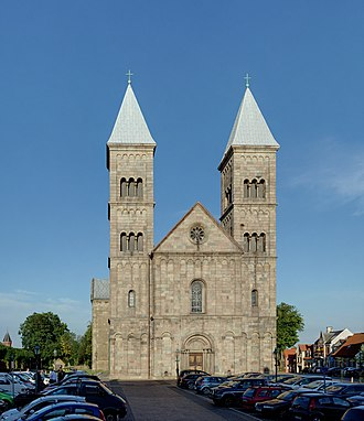 Viborg Cathedral - Image: Viborg Cathedral June 2012