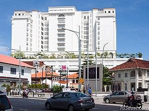 Eastern & Oriental Hotel - Image: Victory Annex