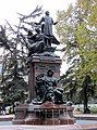 Vicuna Mackenna, Benjamin -monumento por Jules Coutan -f01.jpg
