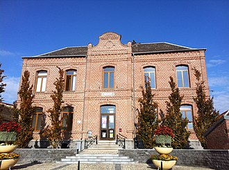 Viesly - Image: Viesly city hall