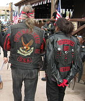 Outlaw motorcycle club - Wikipedia