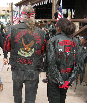 Outlaw motorcycle club - Wikiwand