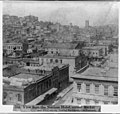 View from the Nucleus Hotel, corner Market and Third streets, looking Northwest, San Francisco LCCN2002719296.jpg