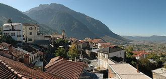 Konitsa - View of Konitsa.