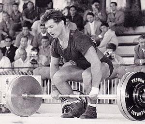 Viktor Bushuev - Viktor Bushuev at the 1960 Olympics