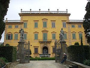 NYU Florence - Villa La Pietra