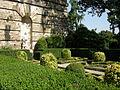 Villa reale di marlia, villa del vescovo, giardino all'italiana 06.JPG