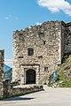 Villach Landskron Schlossbergweg 30 Burgruine Torturm 20042016 3106.jpg