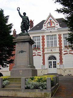 Villers-Guislain Commune in Hauts-de-France, France