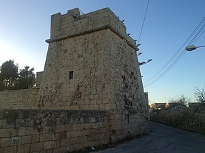 Vincenti Tower - View of the Vincenti Tower