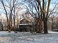 Virginia Kidd's house ~ morning light (4254825099).jpg