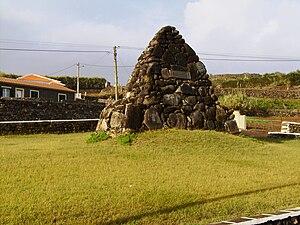 Battle of Salga - Monument erected to mark the Battle of Salga