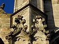 Vitré (35) Église Notre-Dame Façade sud 6ème contrefort 02.JPG