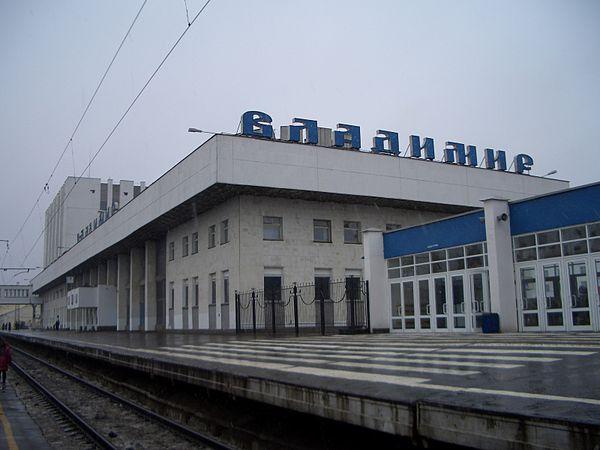 Жд вокзал Владимир справочная и кассы телефон и