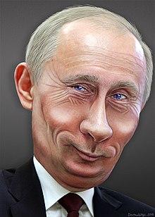 Vladimir Putin - Caricature (38606921045).jpg