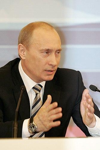 Vladimir Putin 14 February 2008-7