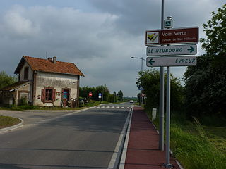 Bacquepuis Commune in Normandy, France