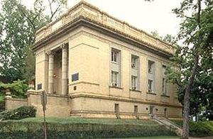 Volta Laboratory and Bureau - Bell's 1893 Volta Bureau building