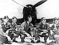 Voris and 1st Blue Angel team 1946.jpg