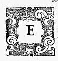 """Vso de los antoios para todo genero de vistas, 1623 Inicial """"E"""" (21293180782).jpg"""