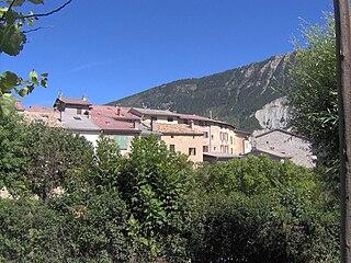 La Mure-Argens Commune in Provence-Alpes-Côte dAzur, France