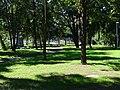 Vysočany, park u Ocelářské ulice, od Freyovy.jpg